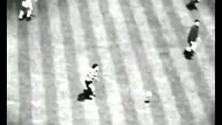 Sporting - 1 x Académica - 2 de 1968/1969 1/2 Finais Taça Portugal - Imagens Doc