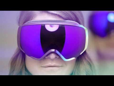 Anon WM1 Snowboard Goggles - 2017 Pearl White / Pink SQ