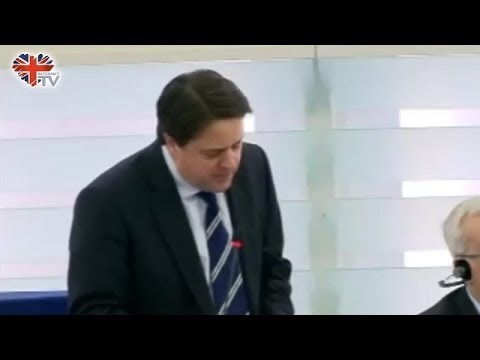 Nick Griffin vs Prime Minister of Greece