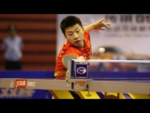 China Open 2013 Highlights: Ma Long vs Dimitrij Ovtcharov (1/4 Final)