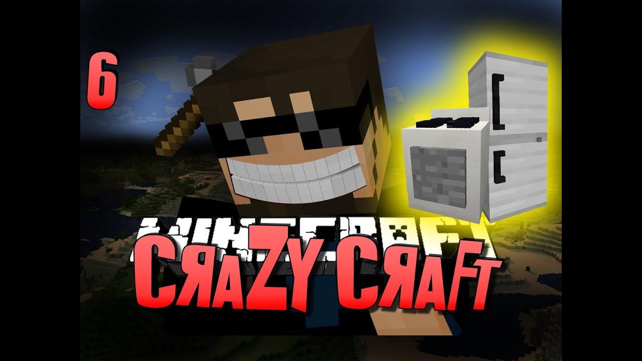 Minecraft crazy craft 6 im in the kitchen minecraft mod survival