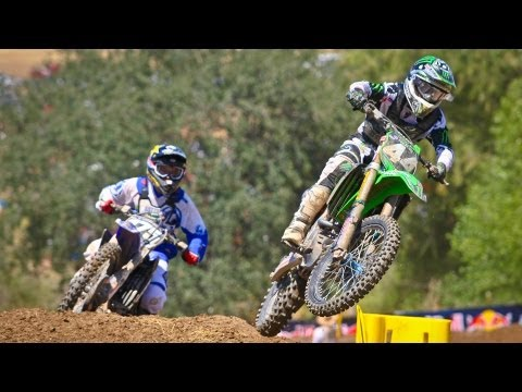 The Darryn Durham/Cooper Webb Showdown - Hangtown Deconstruction