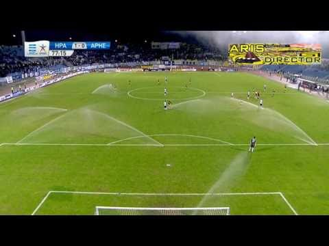 Iraklis vs. Aris 1-0 (Superleague - 2010/2011)