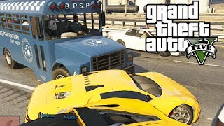 GTA 5 Online Mission: Bust Out Droidd's Cousin