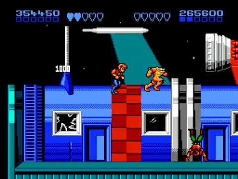 NES Battletoads & Double Dragon: The Ultimate Team (USA)