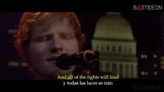 Ed Sheeran - All Of The Stars (Sub Español + Lyrics)