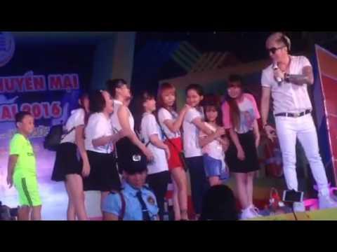 Lâm Chấn khang hát tại FC Đồng Nai 14/10/2016 cực cuteee