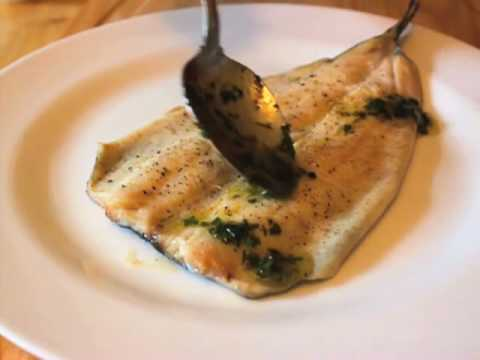 Food Wishes Recipes - How to Cook Trout Recipe - Delicious Earth Friendly Trout