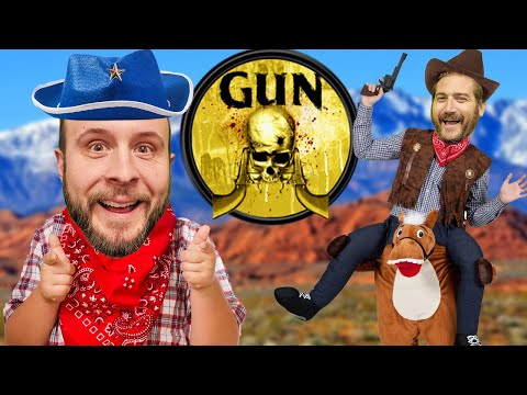 Cannon Balls and Mine Shafts - Gun Finale Funny Moments Part 6