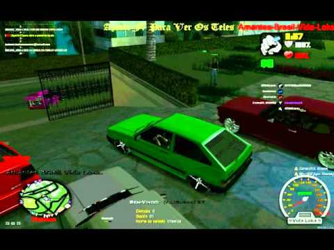 MTA San Andreas Campeonato de Som!