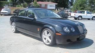 Jaguar S Type R Supercharged V8 400PS Beast Kat Crazy Full HD 1080p Film videos