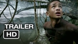 After Earth Official Trailer #2 (2013) Will Smith Movie