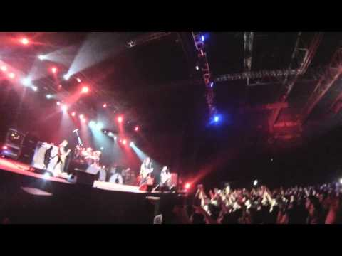 ALTER BRIDGE - RISE TODAY Live in Jakarta
