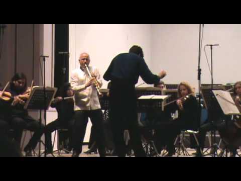Fantasía para saxofón soprano, cuerdas y tres cornos de Heitor Villalobos