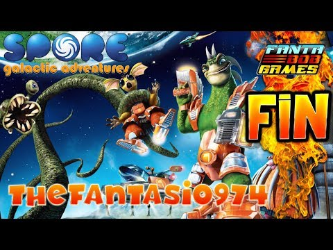 LE LAMA DORÉ - FIN - SPORE, Let's Play avec TheFantasio974
