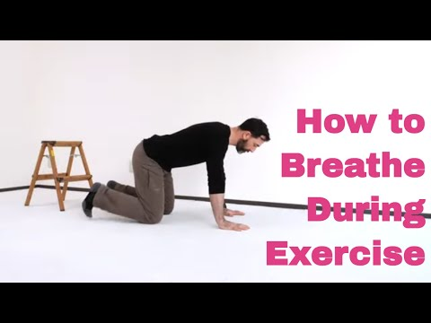 How to Breathe During Exercises to Feel Stronger and Recover Faster