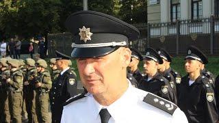Привітання ректора Валерія Сокуренка з Днем міста Харкова
