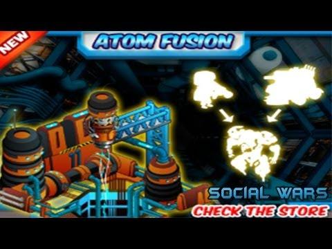 Social War ATOM FUSION Combo 2013