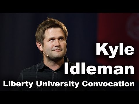 Kyle Idleman - Liberty University Convocation