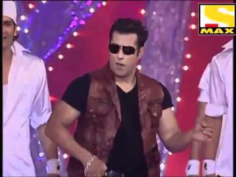 Salman Khan Performance At Max Stardust Awards 2011 [HQ]