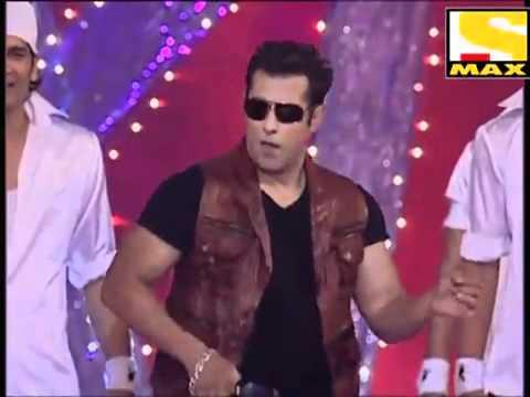 Salman Khan Performance At Max Stardust Awards 2011 [HQ]