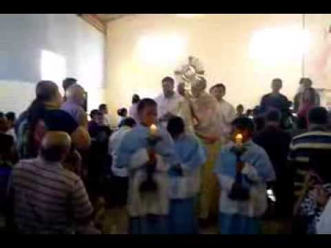 Missa de Cura - Santíssimo