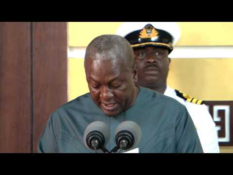 President Mahama meets Anti-Corruption Partners