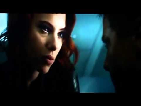 Hawkeye Wakes up in Restraints (Black Widow/Natasha Romanoff and Clint Barton)