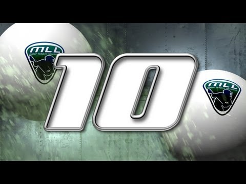 MLL Top 10 Plays of Week 4