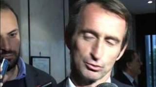 30/10/2009 - Intervista al neo presidente della Juventus Blanc (quando domande così aggressive saranno poste anche ai dirigenti di Tavolini FC?)