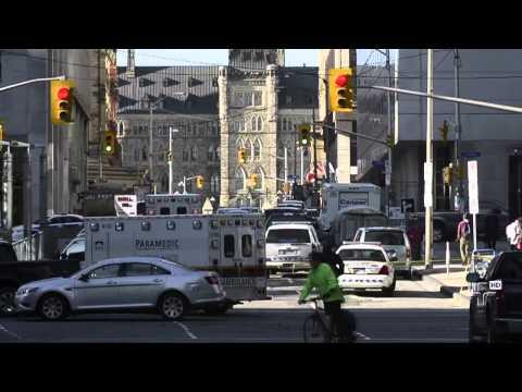 Canadá confirma origem de atirador morto no ataque em Ottawa - 23/10/2014