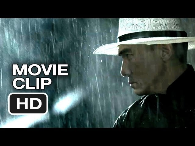 The Grandmaster Movie CLIP - Rain Fight (2013) - Tony Leung Movie HD