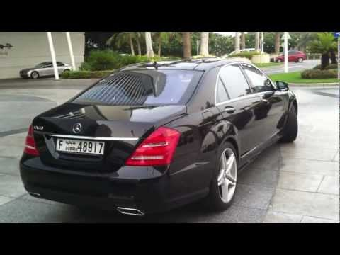 Jokalian: Mubi's New 2012 Model Mercedes-Benz S-500