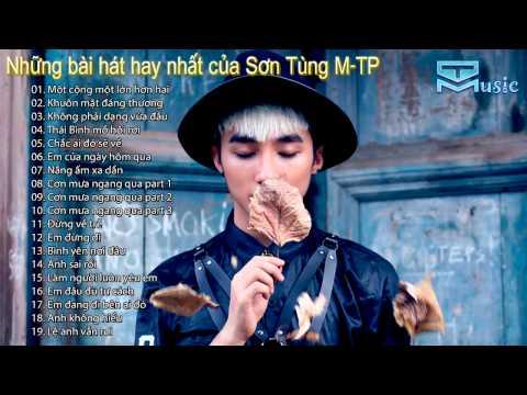 Những bài hát mới hay nhất của Sơn Tùng MTP - T Music
