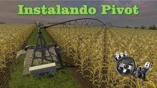 Farming Simulator 2013 Pivot Instalando