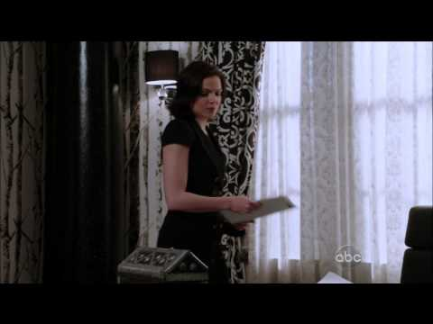 "Once Upon A Time 2x19 ""Lacey"" Regina Tells Mr Gold: Lacey Is Here To Stay (in Storybrooke)  HD"