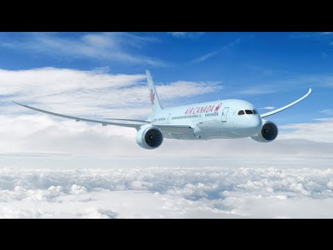 Air Canada Boeing 787-8 | Walkthrough ✈ (HD)