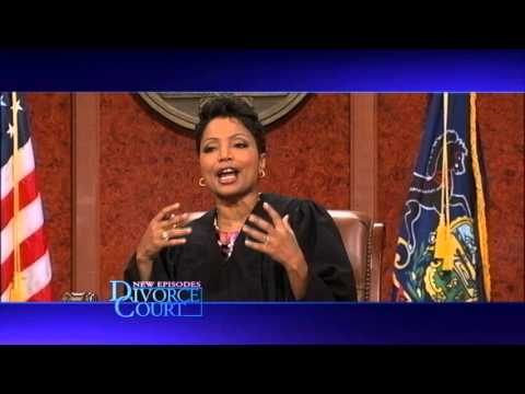 DIVORCE COURT Preview: A Sex Addict and a 'Jump-Off' Marriage