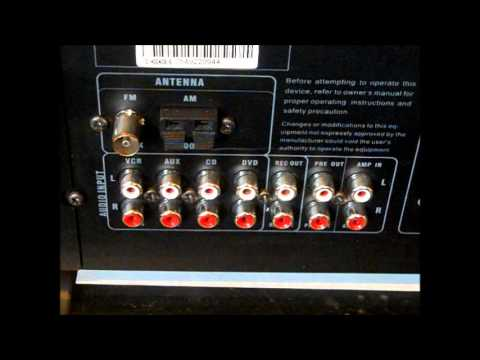 kenwood av wiring diagram with bose surround sound stereo hook up   tuner eq and receiver amp    wiring      part 1  stereo hook up   tuner eq and receiver amp    wiring      part 1
