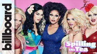 'Spilling The Tea': The Queens Kiki on Madonna, RuPaul, Britney Spears & Adam Lambert | Billboard