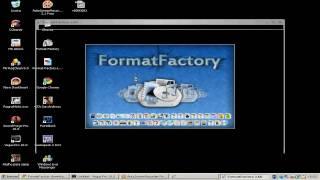 Como Deixar O Vídeo Em 16:9 (Widescreen) Format Factory