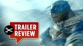 Instant Trailer Review: Teenage Mutant Ninja Turtles (2014) - Megan Fox, Will Arnett Movie HD