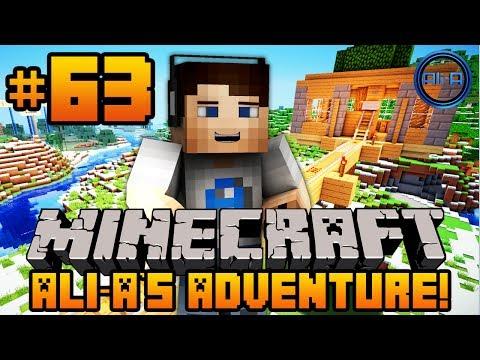 "Hình ảnh trong video Minecraft - Ali-A's Adventure #63! - ""NEW"