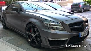 Stealth GSC Mercedes CLS63 AMG Lovely Sound!