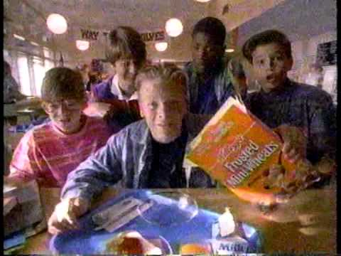Food & Restaurant Commercials from 1992 Kids TV Programming