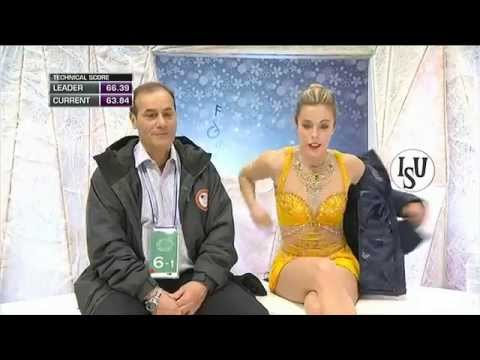 Ashley Wagner - 2014 World Figure Skating Championships - Free Skating