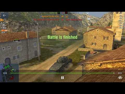 WOT Blitz Wake up call. Strv m/42 Mines Funny Tank, but wait…Top DMG!!!