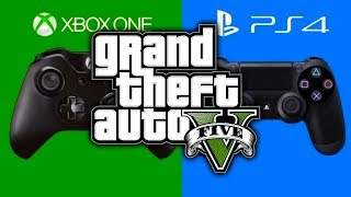 GTA 5: Next Gen Release Confirmed? Xbox One PS4 (GTA V