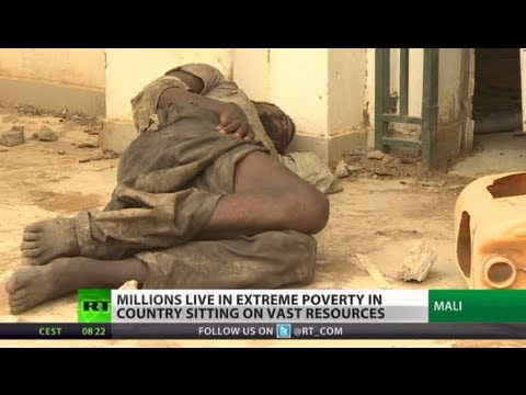 Mali Malaise: Third of population starving sitting on vast resources
