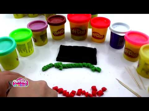 Play Doh Meal Makin Kitchen Playset Make Play Doh Food Creation 720p